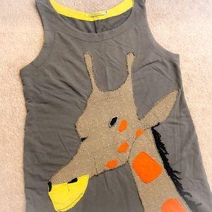 Giraffe Dress!  Heel Athens Lab